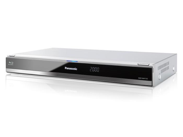 Panasonic Blu-Ray Disc Recorder e HDD Recorder rendono più facile memorizzare, visualizzare e registrare contenuti