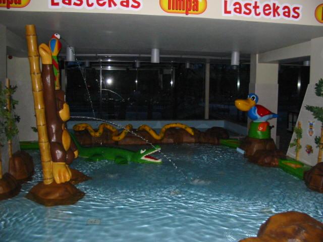 Kalev Spa lastebassein
