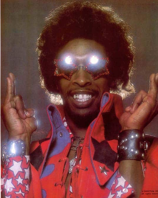 bootsy collins how tall