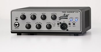 Aguilar Unveils Tone Hammer 350 at NAMM