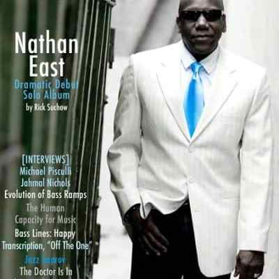 nathan east - bass musician magazine - march 2014