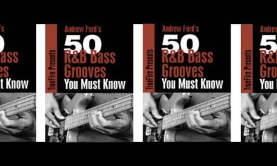 50 R&B BASS GROOVES YOU MUST KNOW - DVD