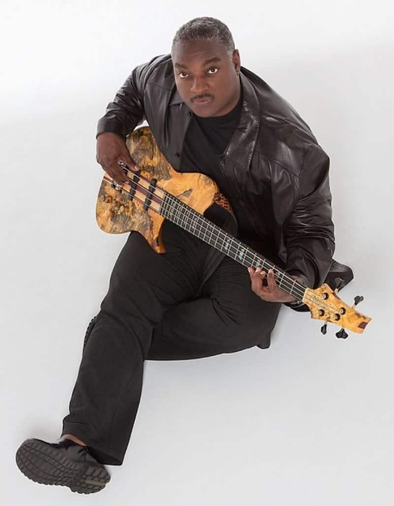 Bassist Mitchell Coleman Jr-1