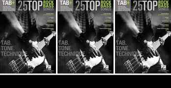 25 Top Rock Bass Songs