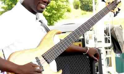 Bassist Cheikh Ndoye – Why Is Music Important-1
