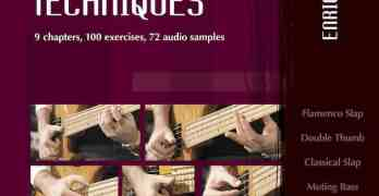 Bass Book - Grooving with Hybrid Techniques by Enrico Galetta