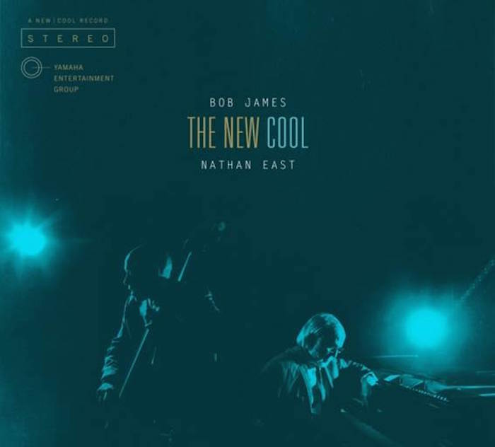 Masterfully Cool - An album unlike any other by Bob James and Nathan East