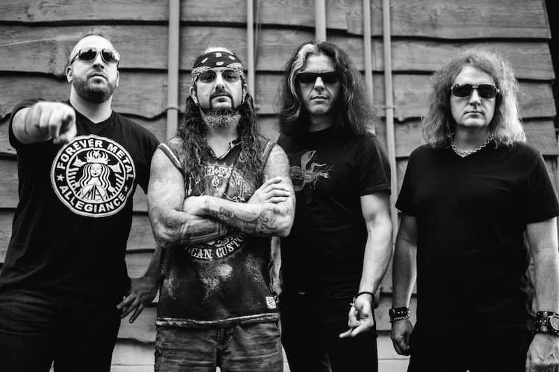 David Ellefson News - Metal Allegiance to Launch Self-Titled Debut Album at BackStory Live Interview Event