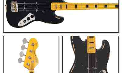 Review - Vintage ICON VJ74MR Four String Bass
