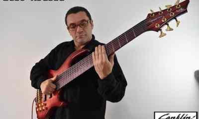 Luis Ardila Selected as Spokesman, Representative and Artist Endorser of Conklin Basses