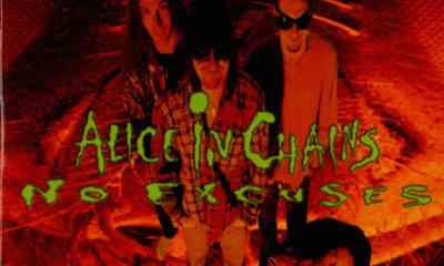 Bass Line - alice in chains No Excuses