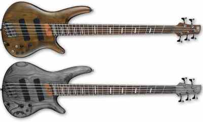 Bass Review - Ibanez SRFF805 Fanned Fret 5 String Bass