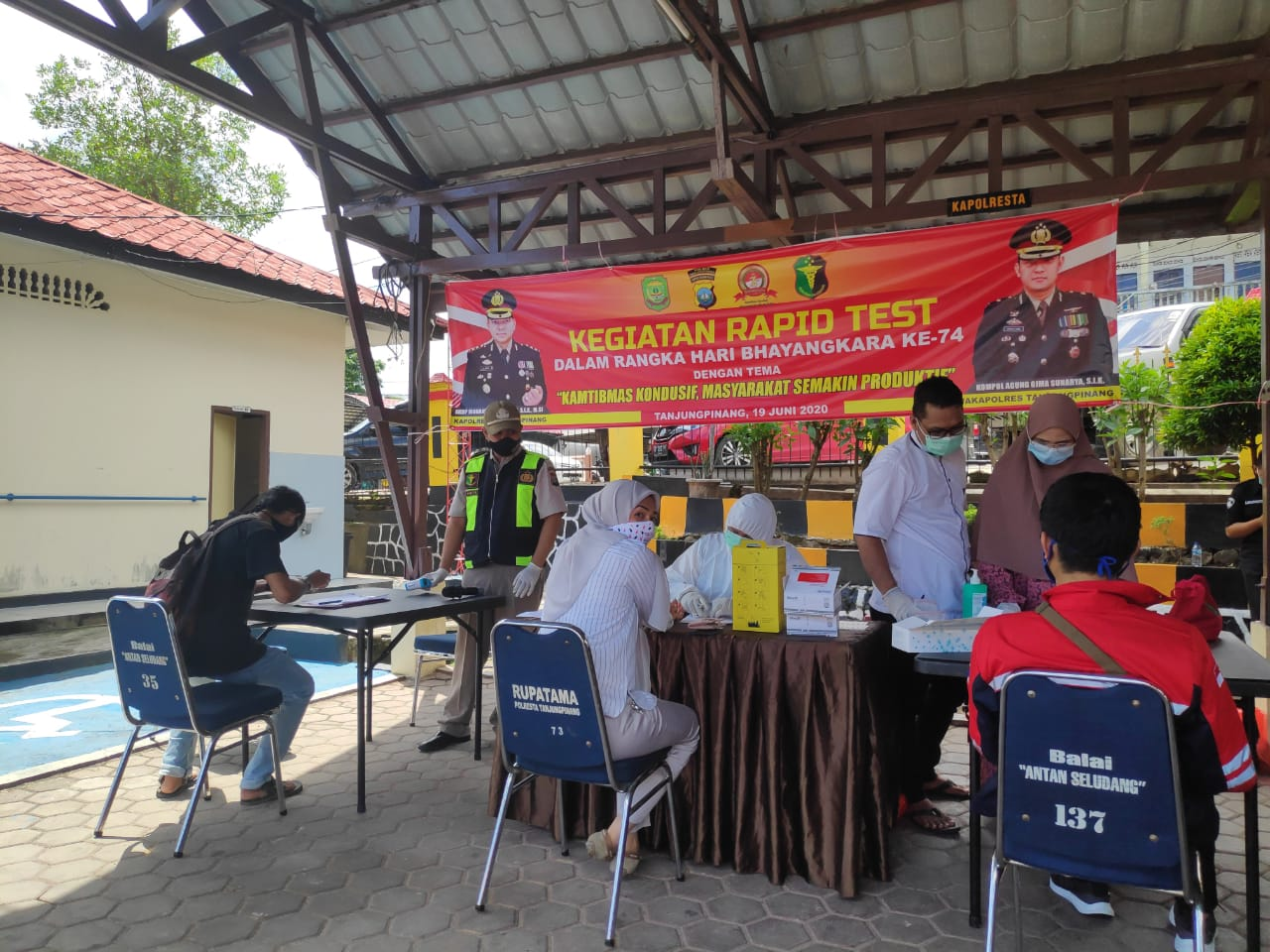 rapid test utk masy