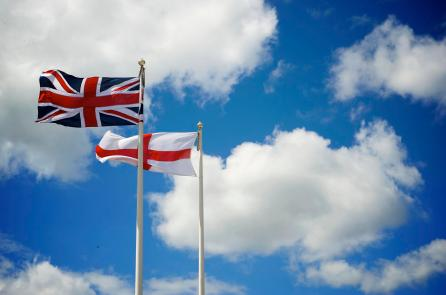England Flag page 6 - THOR