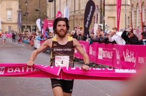 Paul Martelletti won the 2015 Bath Half Marathon, the first Brit to win the event in 12 years