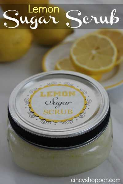 DIY-Gifts-Lemon-Sugar-Scrub