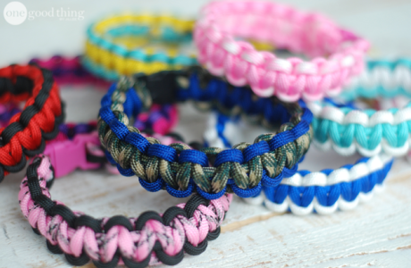 DIY Mosquito Infused Bracelets