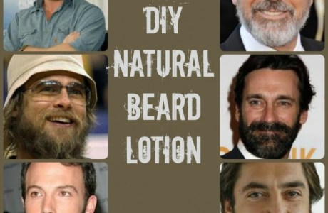 Make Your Own Beard Oil