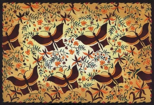 batik petani - macam macam motif batik indonesia