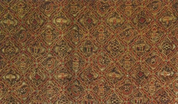 batik sido luhur - macam macam motif batik Indonesia