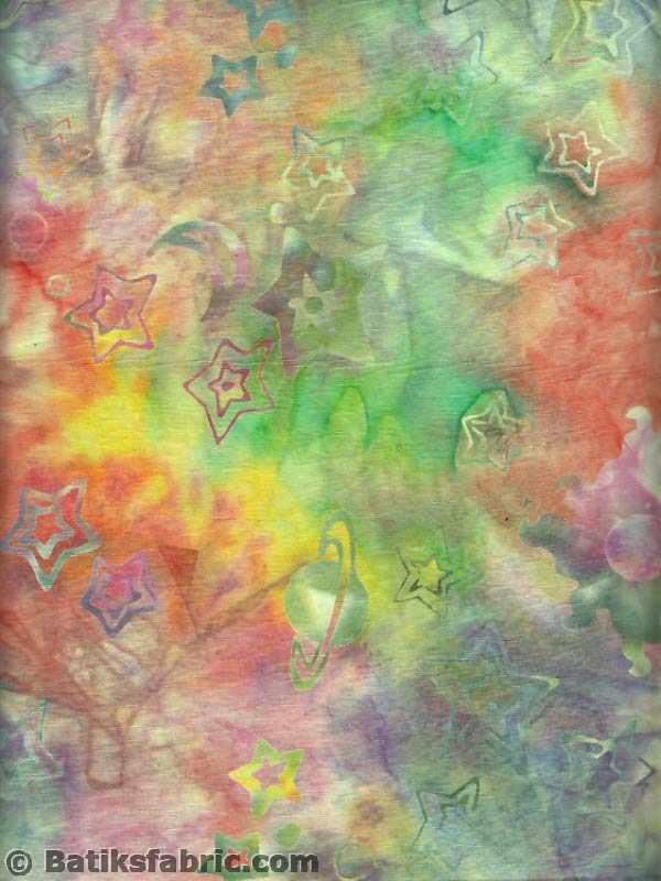 Colorfull Galaxy