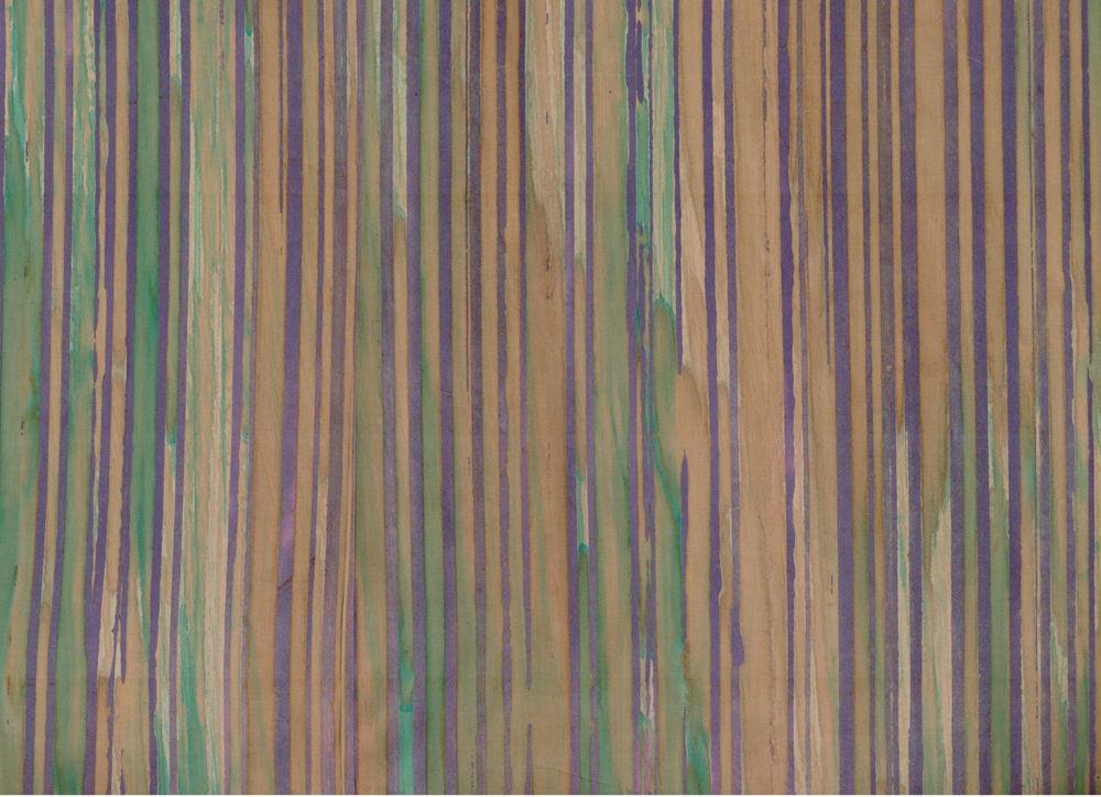 Earth Green Rose Purple Stripe
