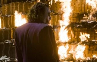 The Dark Knight Rises $250 million budget