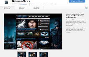 BatmanNewsChromeWeb