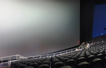 Regal Pointe Orlando Stadium & IMAX on International Drive.