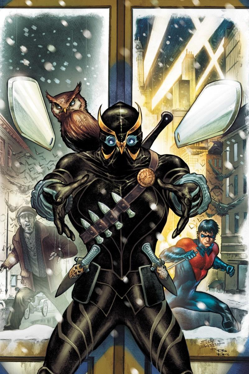 Nightwing 8