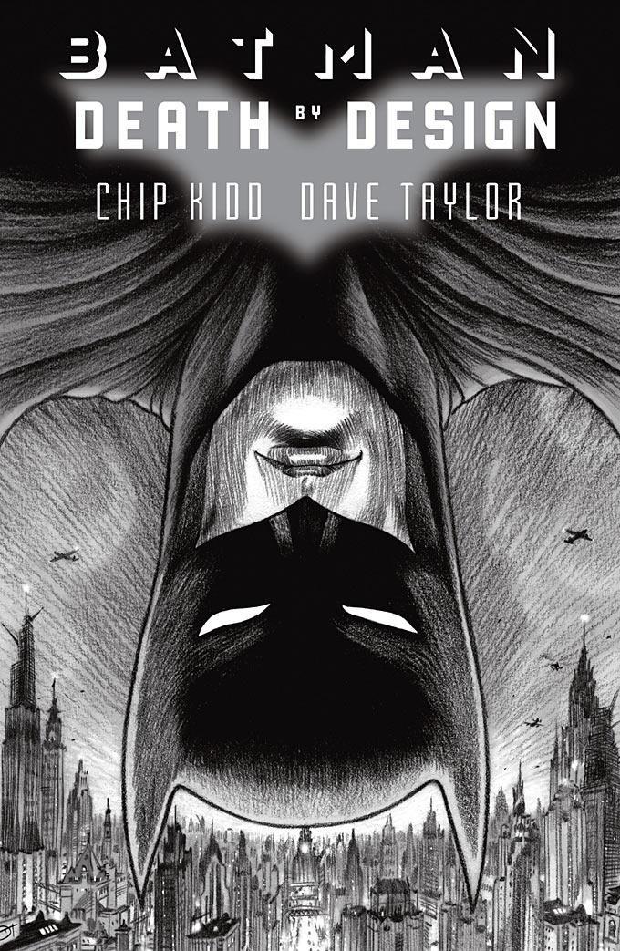 Batman-Death by Design