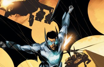 BATWING VOL. 1- THE LOST KINGDOM