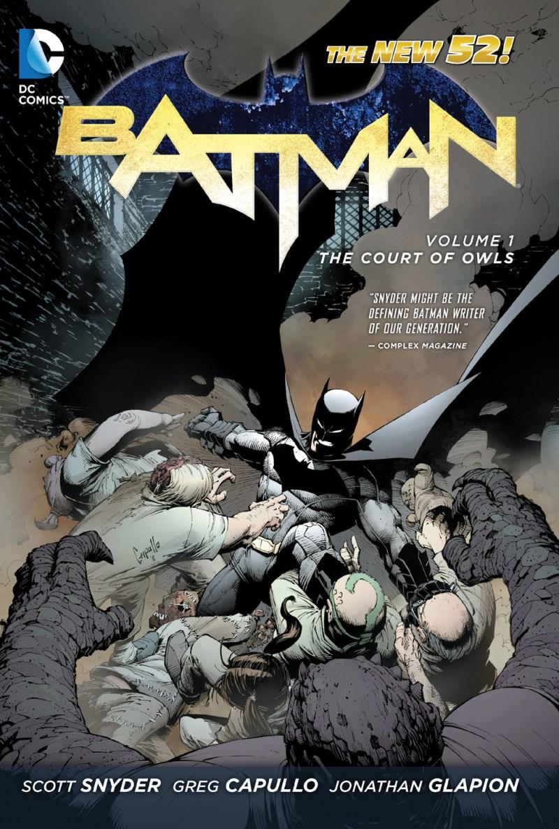 Batman Vol. 1 The Court of Owls