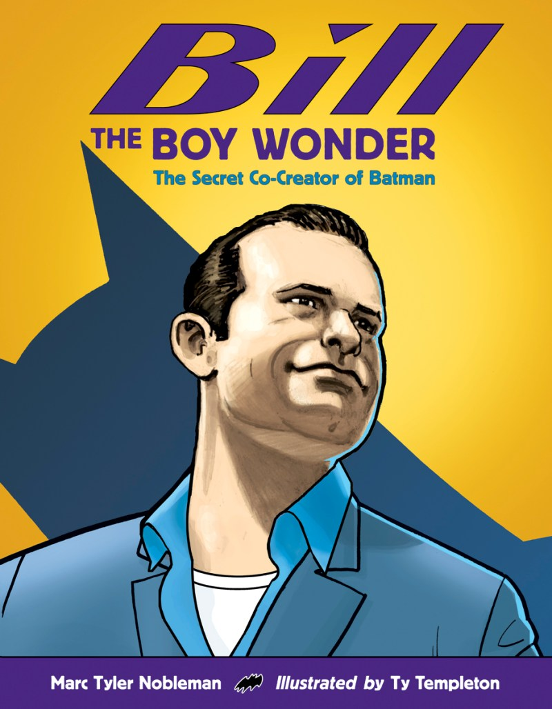 cover - Bill the Boy Wonder