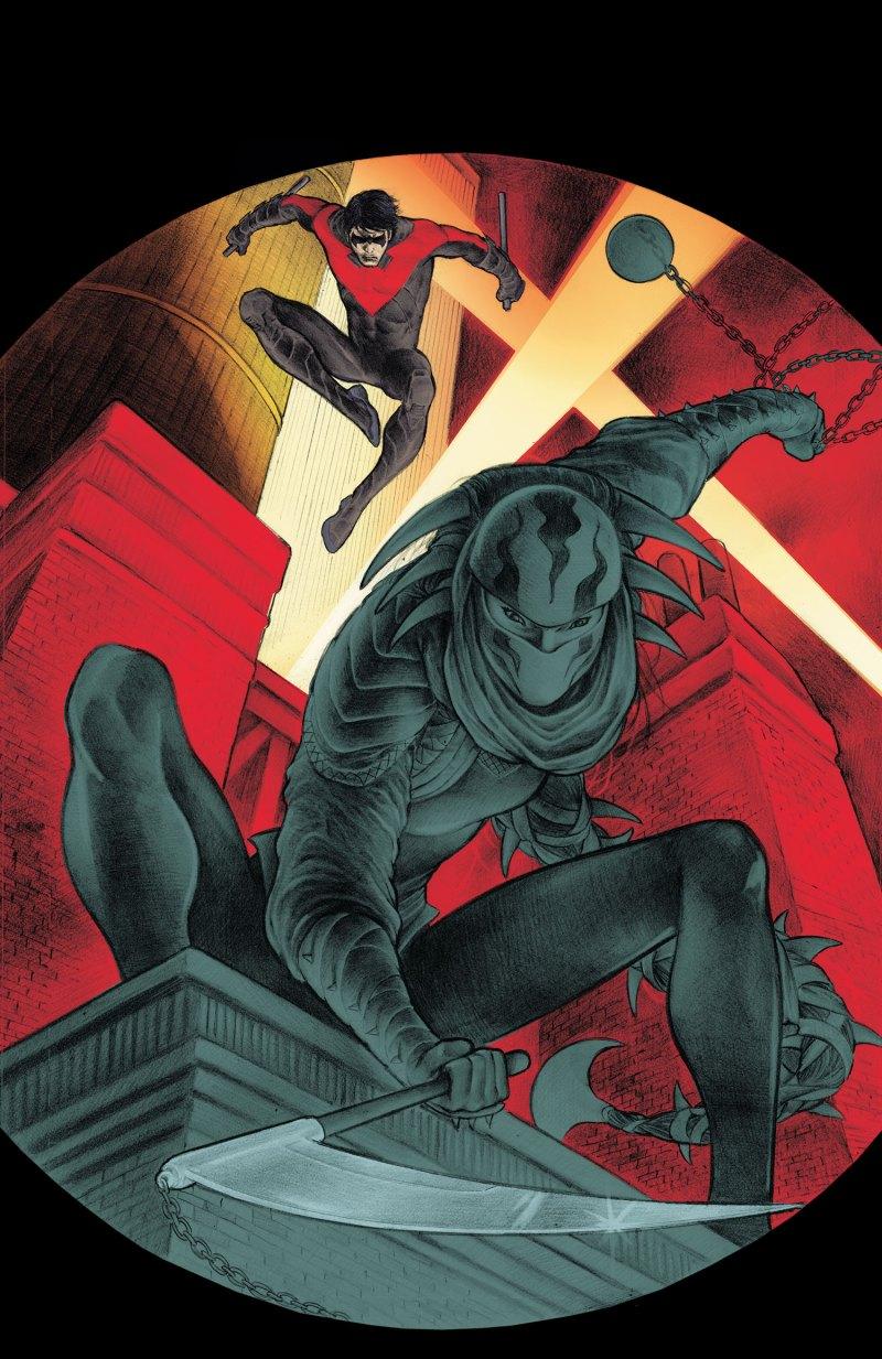 Nightwing 13