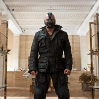 Another new HQ Bane photo from 'The Dark Knight Rises'
