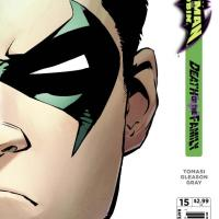 New 52 &#8211; Batman and Robin #15 review
