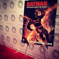 Batman News attends 'The Dark Knight Returns, Part 2′ premiere: photos, audio, and more
