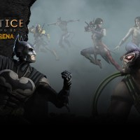 'Injustice: Gods Among Us' Batman vs. Bane (video)