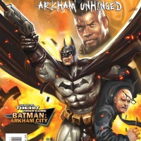 Batman: Arkham Unhinged #12 review