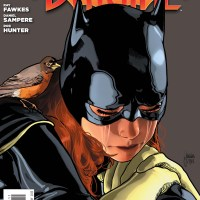 New 52 – Batgirl #18 review