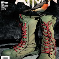 New 52 – Batman #18 review