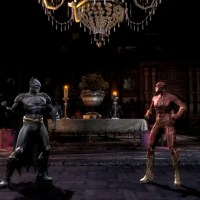 'Injustice: Gods Among Us': Batman vs Flash (video)
