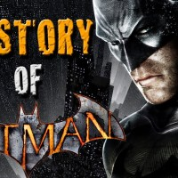 The history of Batman (video)