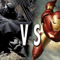 Battle of the billionaires: Batman vs Iron Man (video)