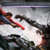 'Injustice: Gods Among Us' free-to-play game available on iOS