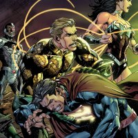 New 52 – Justice League #19 review