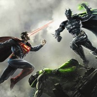 'Injustice: Gods Among Us' Batman vs Superman gameplay (video)