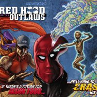 New 52 &#8211; Red Hood and the Outlaws #19 review