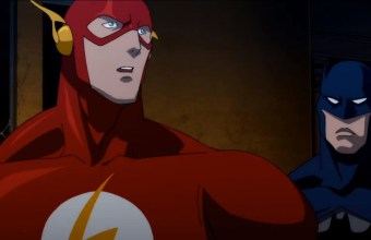 Justice League - The Flashpoint Paradox Trailer